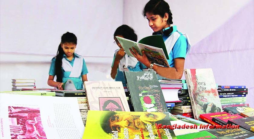 The Ekushey Book Fair