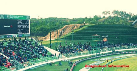 Sylhet International Cricket Stadium